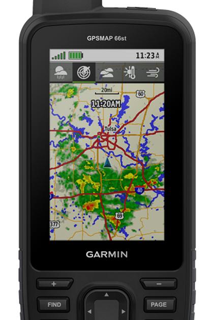 Garmin GPSMAP 66st Topo