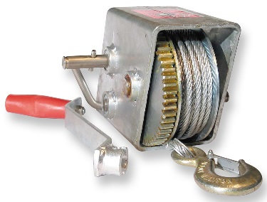 Trojan WINCH 15 TO 1 WIDE BODY
