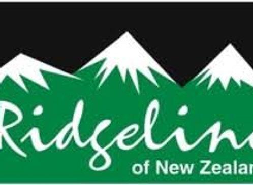 Ridgeline Premium Workmans Zip Fleece Tee - Olive