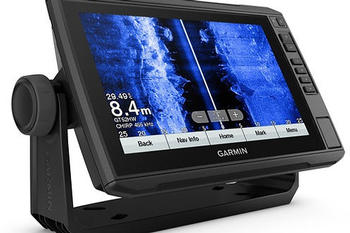 Garmin ECHOMAP™ Plus 95sv With GT52HW- CHIRP & SIDEVIEW TM Transducer