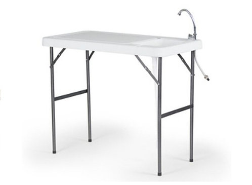 Fishtech Fillet table with Faucet
