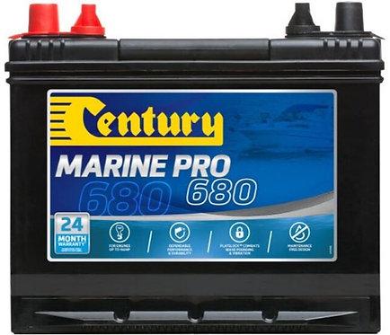 Century Marine Pro 680 Battery