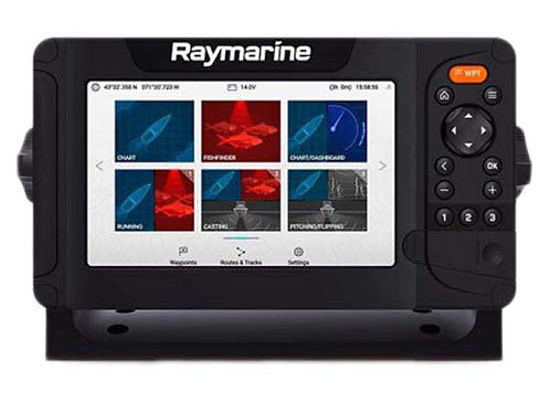 "Raymarine 7"" Element-S with CPT-S Transom Mount Transducer"