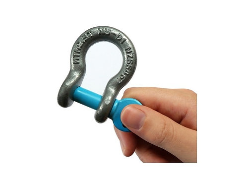 Nu-D 10mm Bow Shackle