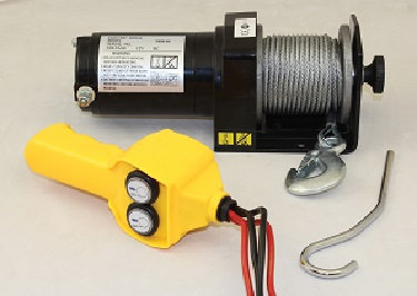Electric Trailer Winch - 5m - 5.5m
