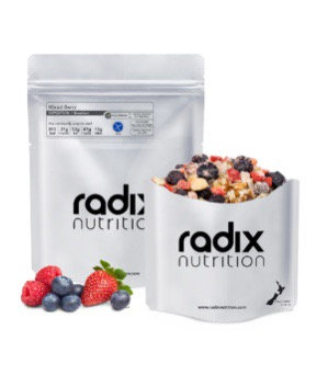 RADIX Mixed Berry Breakfast