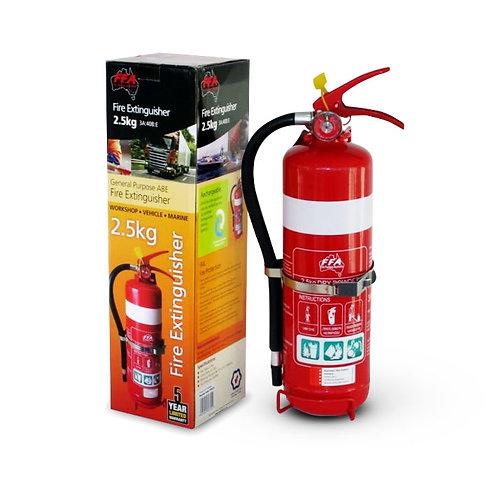 FFA Fire Extinguisher 2.5KG