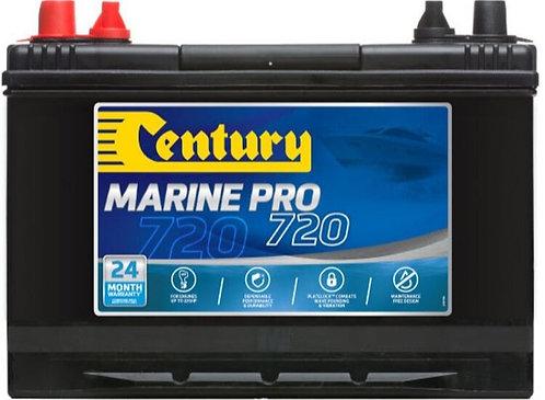 Century Yuasa Marine Pro 720cca Battery