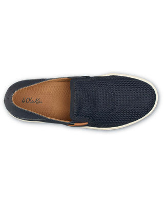 Olukai Pehuea Womans Trench Blue/Trench Blue