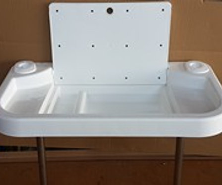 Heavy Duty Large Bait Board with Sink