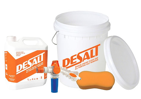 DeSalt Promo Bucket Pack