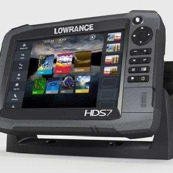 Lowrance HDS 7 Gen3 Chartplotter/Fishfinder