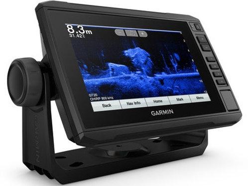 Garmin ECHOMAP™ Plus 75cv With GT22HW- CHIRP TM Transducer