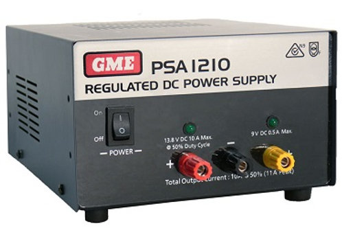 GME Regulated DC Power Supply