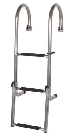 Ladder 3-4 Step Gunwale
