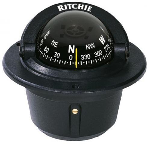 Ritchie Explorer F-50 Flush Mount Compass