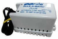 Rule Rule-a-Matic Plus 40A Bilge Pump Float Switch