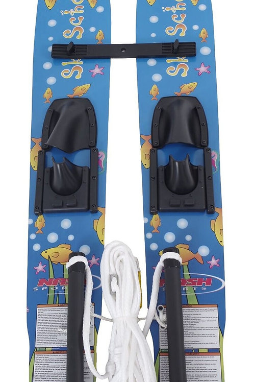 Junior Trainers with Rope & Handle - Limited Stock