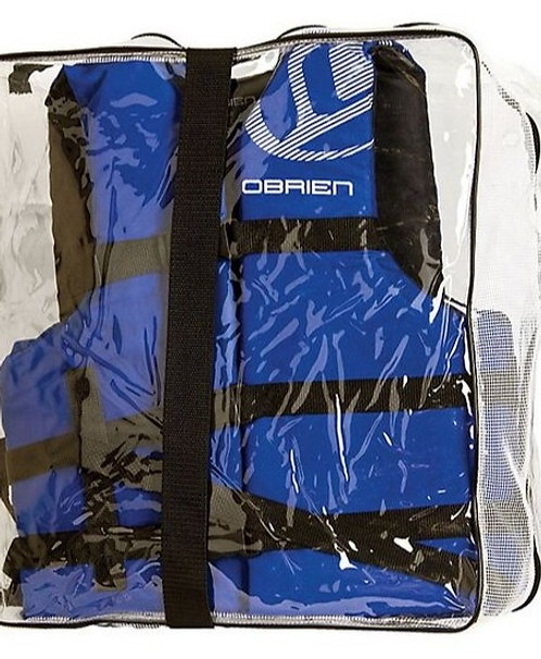 Obrien Universal 4 Pack of Vests