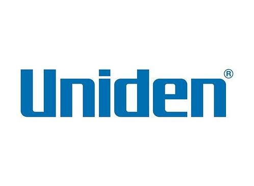 Uniden UHF UH45-2, 0.5W UHF Handheld Radio, Twin Pack, Camo Blue