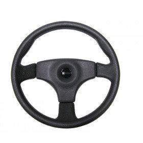 Steering Wheel - Stealth Three Spoke PVC