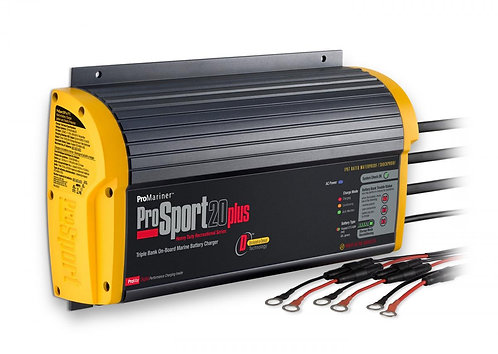 Pro Sport 2 Bank 20amp Battery Charger