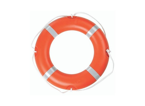 Lifebuoy 75cm SOLAS Approved