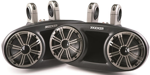 Kicker Marine Tower 300W Speaker System