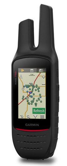 Garmin 750 2-Way Radio/GPS Navigator with Sensors