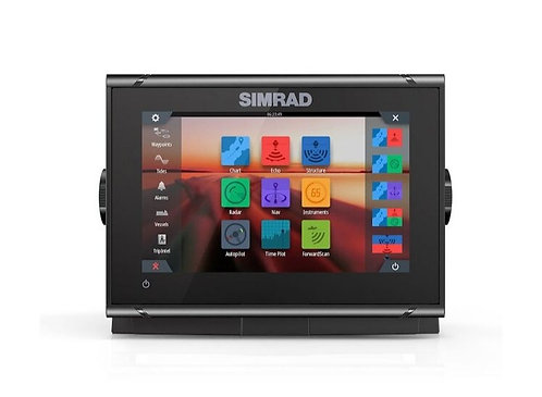 Simrad GO9 XSE Active Image 3-n-1, AUS/NZ CMAP