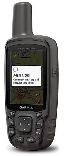 Garmin GPSMAP 64sc with FREE Topo Lite