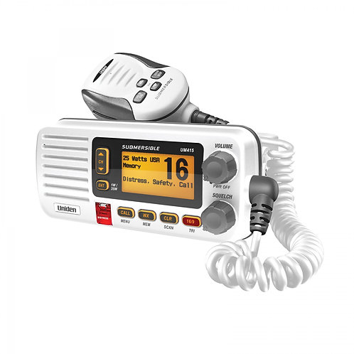 Uniden UM415 VHF Radio - Limited Stock