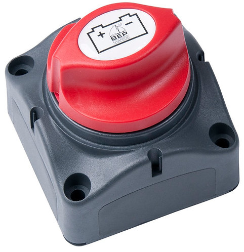 Contour Battery Master Switch