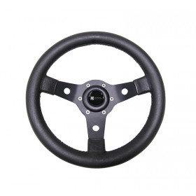 Steering Wheel - Sport Three Spoke Aluminium