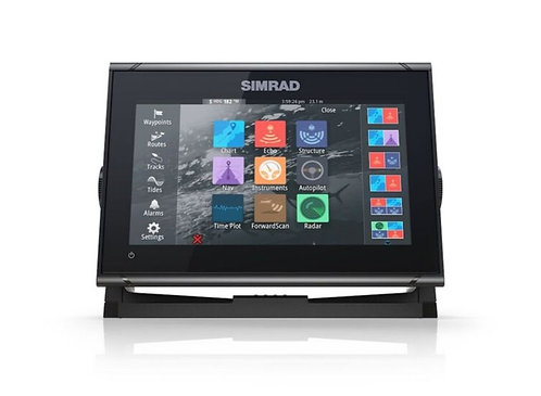 Simrad GO7 XSR Active Imaging and C-Map Chart