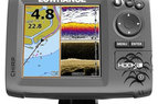 Lowrance Hook-5 Mid/High/Downscan Fishfinder Chartplotter