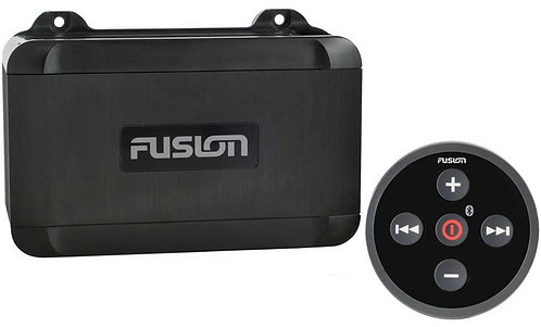 Fusion Black Box with Bluetooth Wired Remote