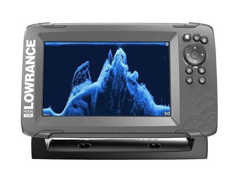 Lowrance Hook2-7x GPS Tripleshot Fishfinder