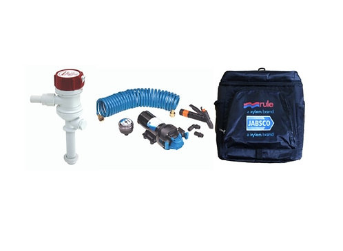 Pro Fisher Washdown Pump Pack