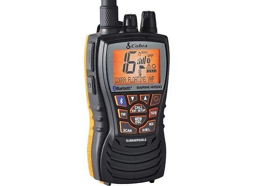 Cobra MR HH500 Floating Handheld VHF Radio