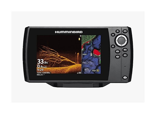Humminbird Helix 7 Chrip Mega DI GPS G3
