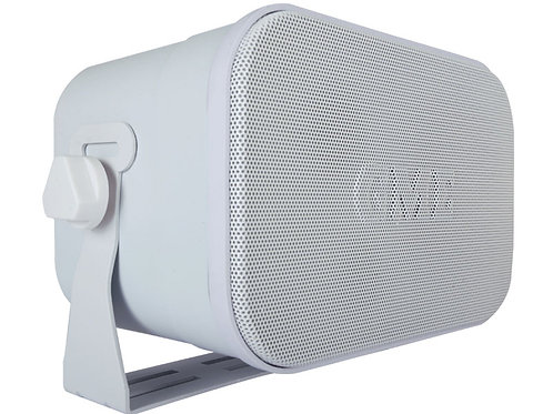 GME Marine Box Speakers 80W - White