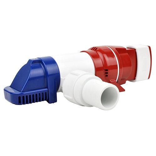 Rule 900 GPH Low Profile Manual/Automatic Bilge Pump