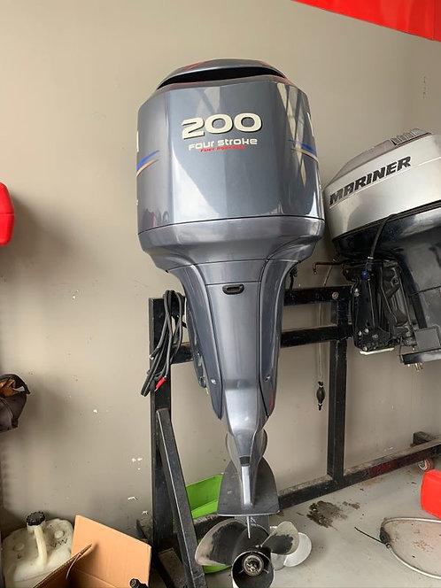 200hp Yamaha