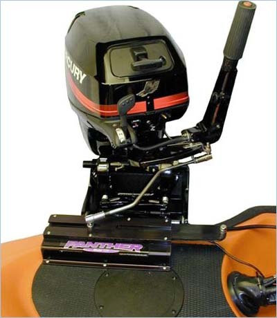 Salt Water Remote Electric Steering
