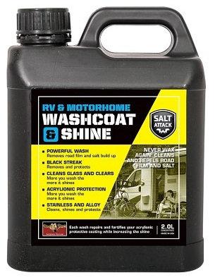 RV & Motorhome Wash Coat & Shine