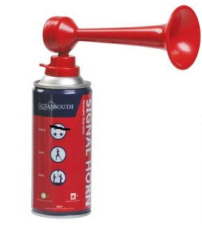 Signal Horn (Acoustic Gas Horn)