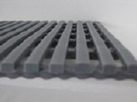 Tubular Matting - Flexirib - Square Heavy Duty - 910 to 1200mm Wide