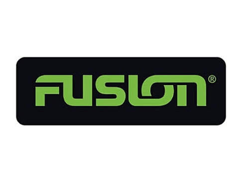 Fusion True Marine 400 Watt Subwoofer with a 2 channel 400 watt Amplifier Combo