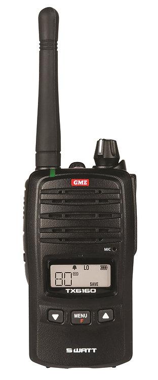 GME TX6160 5 Watt UHF CB Handheld Radio